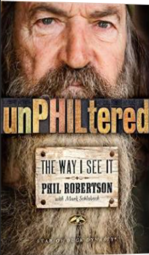 unPhiltered - book cover