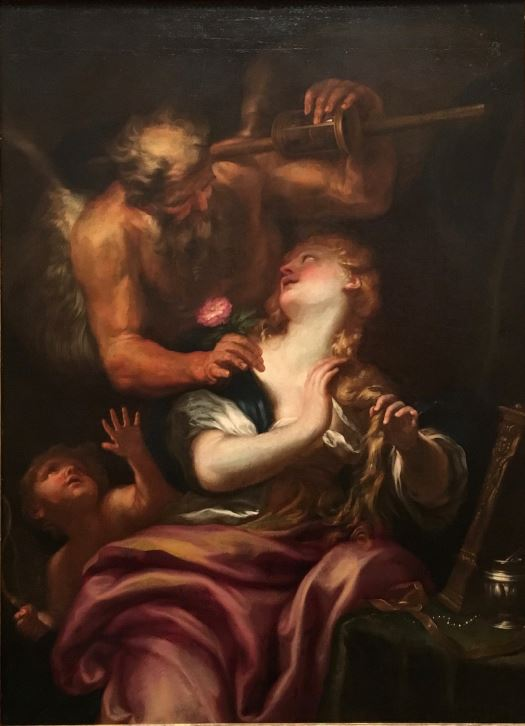 allegory of youth