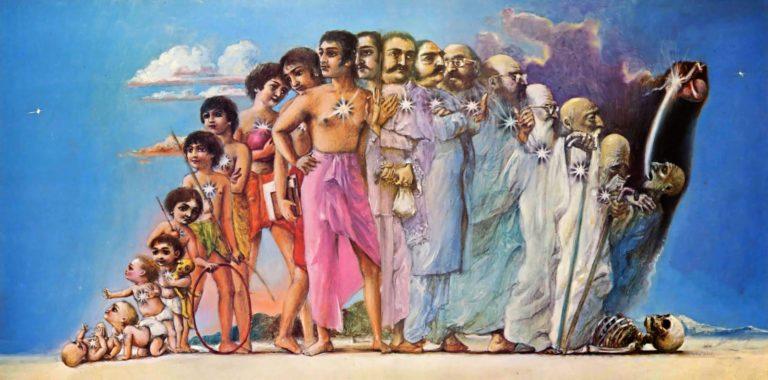 reincarnation bhagavad gita